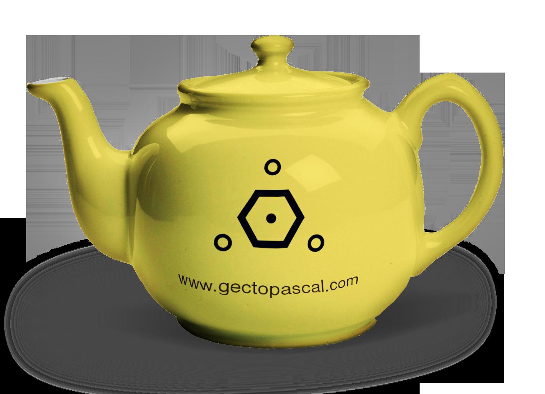 GECTOPASCAL чайник