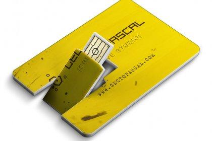 USB CARD MOCKUPw