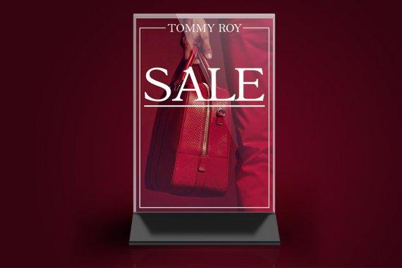 для компании Tommy Roy