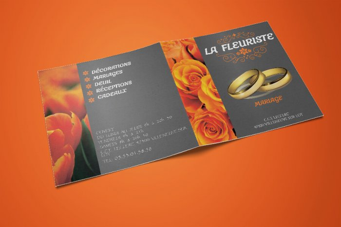 Catalogue prestige для La fleuriste
