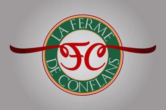 La Ferme de conflans logo