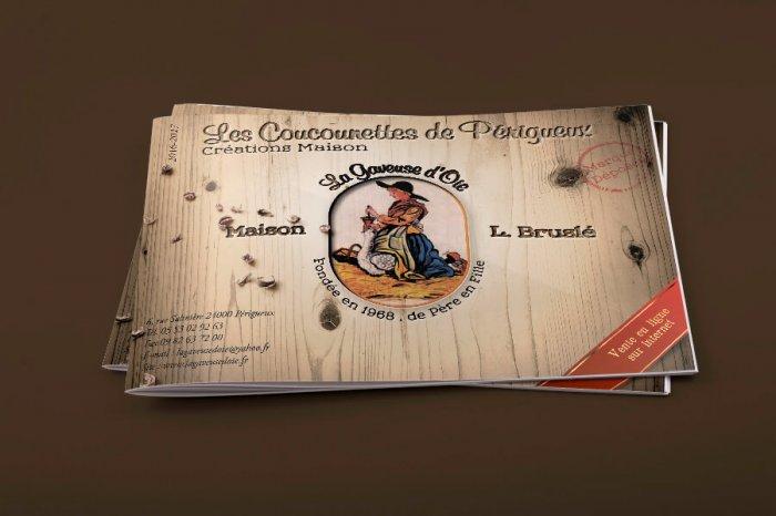 Les Coucounettes brochure