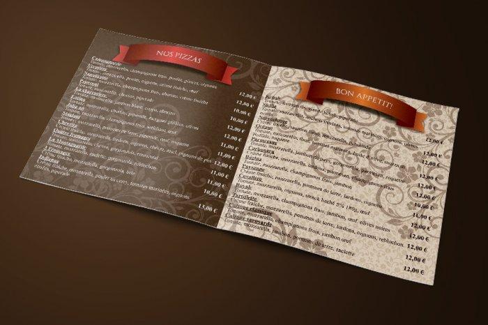 PAUSE PIZZA catalog